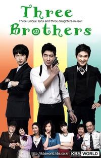 Three Brothers - Poster / Capa / Cartaz - Oficial 1