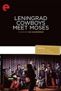 Os Cowboys de Leningrado Encontram Moisés  - Poster / Capa / Cartaz - Oficial 1