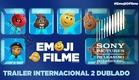 Emoji O Filme | Trailer Internacional 2 Dublado | 31 de agosto nos cinemas
