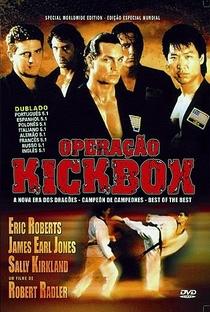 Operação Kickbox  - Poster / Capa / Cartaz - Oficial 5