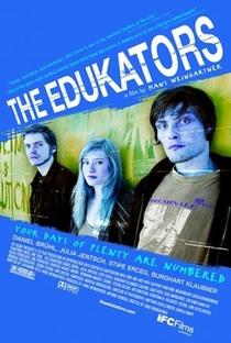 Edukators - Os Educadores - Poster / Capa / Cartaz - Oficial 9