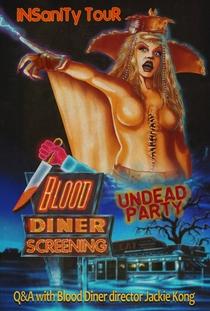 Um Jantar Sangrento - Poster / Capa / Cartaz - Oficial 6