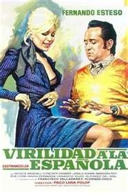 Virilidad a la Española - Poster / Capa / Cartaz - Oficial 1