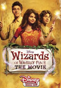 Os Feiticeiros de Waverly Place: O Filme - Poster / Capa / Cartaz - Oficial 2