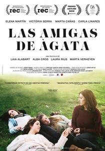 Las amigas de Àgata - Poster / Capa / Cartaz - Oficial 1