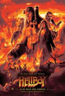 Hellboy - Poster / Capa / Cartaz - Oficial 3