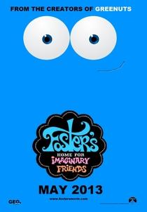 A Mansão Foster para Amigos Imaginários (1ª temporada) - Poster / Capa / Cartaz - Oficial 6