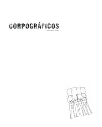 Corpográficos - Poster / Capa / Cartaz - Oficial 1