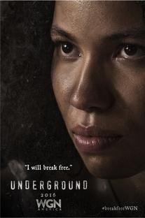 Underground (1ª Temporada) - Poster / Capa / Cartaz - Oficial 3