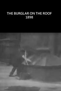 The Burglar on the Roof - Poster / Capa / Cartaz - Oficial 1