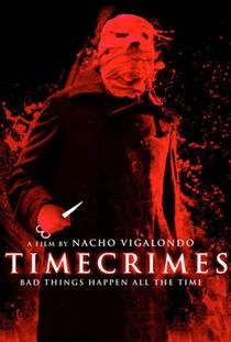 Crimes Temporais - Poster / Capa / Cartaz - Oficial 14
