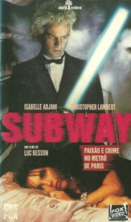Subway - Poster / Capa / Cartaz - Oficial 5