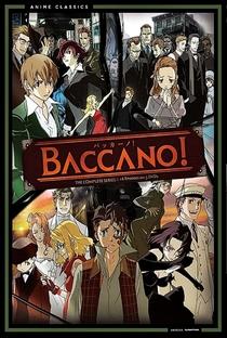 Baccano! - Poster / Capa / Cartaz - Oficial 20