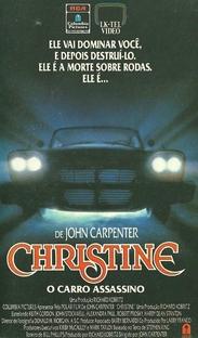 Christine, O Carro Assassino - Poster / Capa / Cartaz - Oficial 4