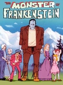 Kyōfu Densetsu: Kaiki! Frankenstein - Poster / Capa / Cartaz - Oficial 1