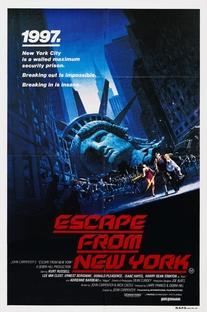 Fuga de Nova York - Poster / Capa / Cartaz - Oficial 10