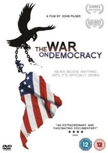 A Guerra Contra a Democracia - Poster / Capa / Cartaz - Oficial 1