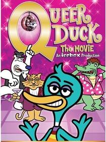 Queer Duck - Poster / Capa / Cartaz - Oficial 1