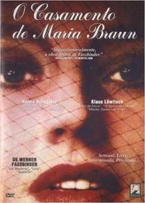O Casamento de Maria Braun - Poster / Capa / Cartaz - Oficial 6
