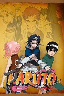 Naruto (2ª Temporada) - Poster / Capa / Cartaz - Oficial 4
