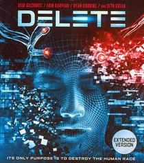 Delete - Poster / Capa / Cartaz - Oficial 1