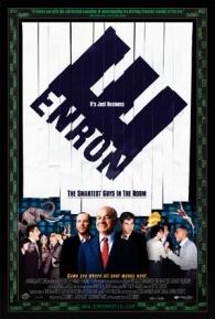 Enron - Os Mais Espertos da Sala - Poster / Capa / Cartaz - Oficial 1