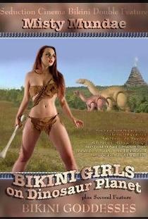 Bikini Girls on Dinosaur Planet - Poster / Capa / Cartaz - Oficial 1