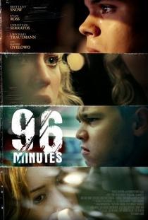 96 Minutos - Poster / Capa / Cartaz - Oficial 1
