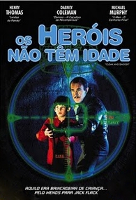Os Heróis Não Têm Idade - Poster / Capa / Cartaz - Oficial 2