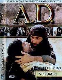 A.D. Anno Domini - Poster / Capa / Cartaz - Oficial 1