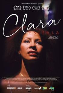 Clara Estrela - Poster / Capa / Cartaz - Oficial 1