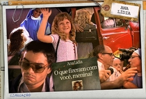 Linha Direta Justiça - Caso Ana Lídia - Poster / Capa / Cartaz - Oficial 1