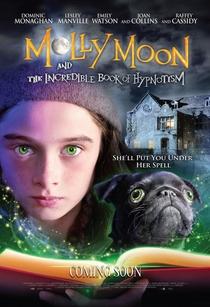 O Incrível Livro de Hipnotismo de Molly - Poster / Capa / Cartaz - Oficial 4