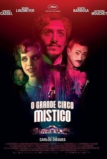 O Grande Circo Místico - Poster / Capa / Cartaz - Oficial 1