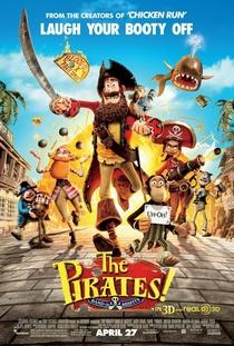 Piratas Pirados! - Poster / Capa / Cartaz - Oficial 1