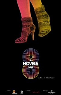 A Novela das 8 - Poster / Capa / Cartaz - Oficial 2