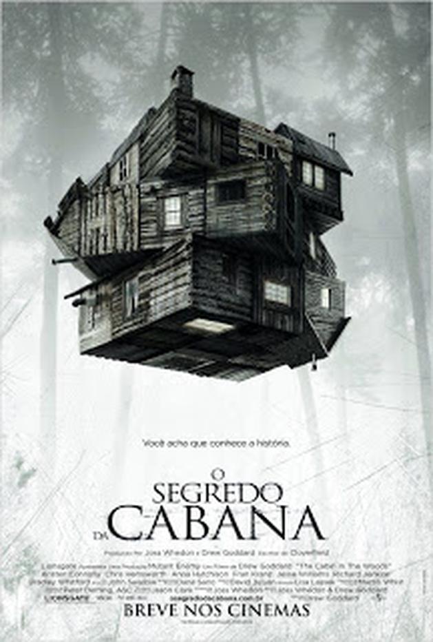 O Segredo da Cabana finalmente chega ao Brasil. Leia a crítica.