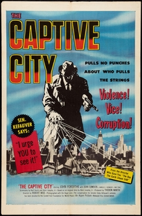 Cidade Cativa - Poster / Capa / Cartaz - Oficial 6