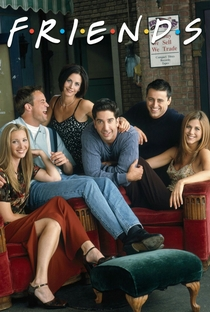 Friends (5ª Temporada) - Poster / Capa / Cartaz - Oficial 3