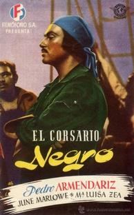 O Corsário Negro - Poster / Capa / Cartaz - Oficial 1