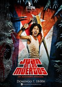 Juan dos Mortos - Poster / Capa / Cartaz - Oficial 6