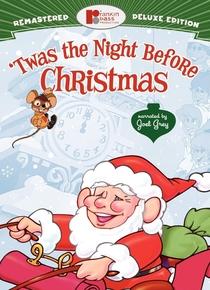 'Twas the Night Before Christmas - Poster / Capa / Cartaz - Oficial 3