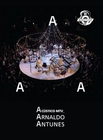 Acústico MTV - Arnaldo Antunes - Poster / Capa / Cartaz - Oficial 1