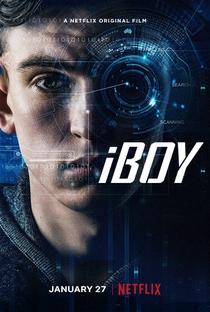 iBoy - Poster / Capa / Cartaz - Oficial 1