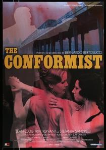 O Conformista - Poster / Capa / Cartaz - Oficial 10