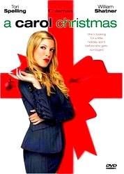 A Carol Christmas - Poster / Capa / Cartaz - Oficial 1