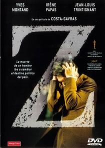Z - Poster / Capa / Cartaz - Oficial 3