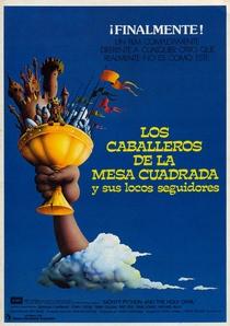 Monty Python em Busca do Cálice Sagrado - Poster / Capa / Cartaz - Oficial 4