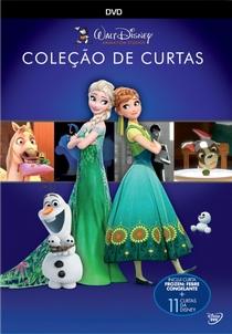 Walt Disney Animation Studios Coleção de Curtas - Poster / Capa / Cartaz - Oficial 1