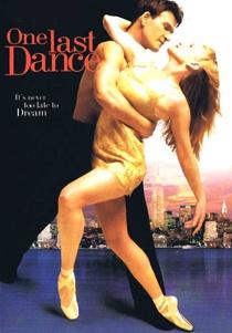 A Última Dança - Poster / Capa / Cartaz - Oficial 3